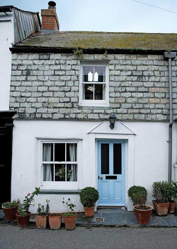 coastal cornish cottage