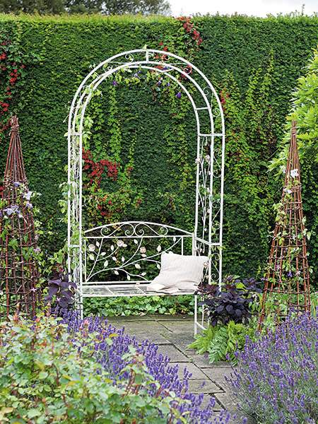 How to use garden arches and arbours Period Living