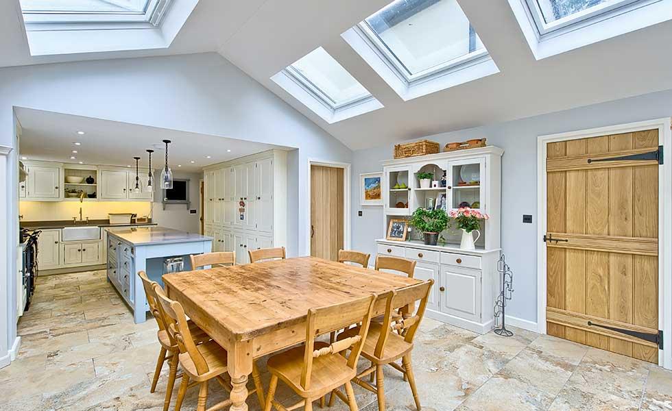 18 kitchen extension design ideas period living home kitchen diner design ideas