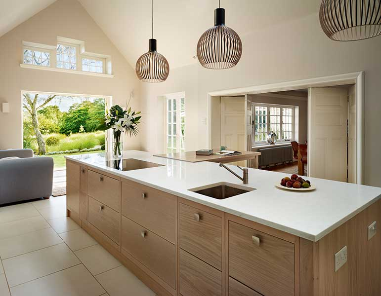 Kitchen Ideas Uk 18 kitchen extension design ideas - period living
