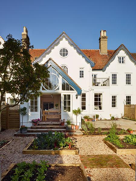 18 kitchen extension design ideas period living for Victorian garden room