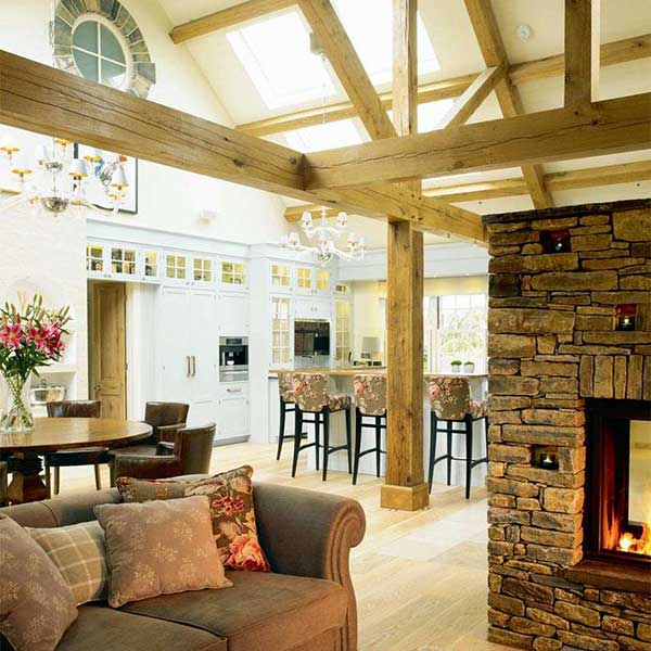 10 Open Plan Spaces In Traditional Homes Period Living