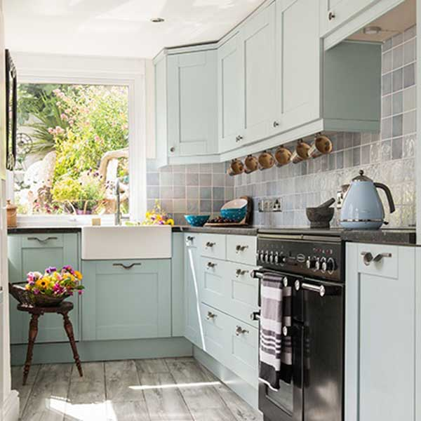 12 Beautiful Small Kitchen Ideas Period Living