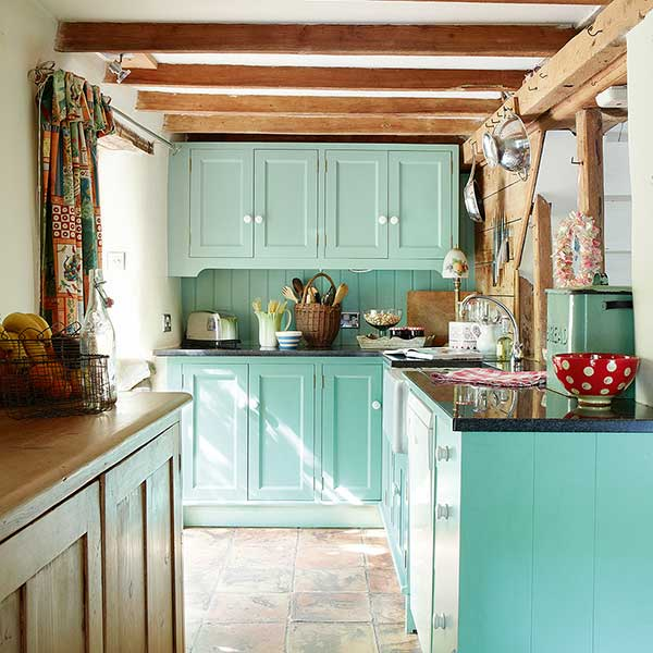 Beautiful Small Kitchens 12 beautiful small kitchen ideas - period living