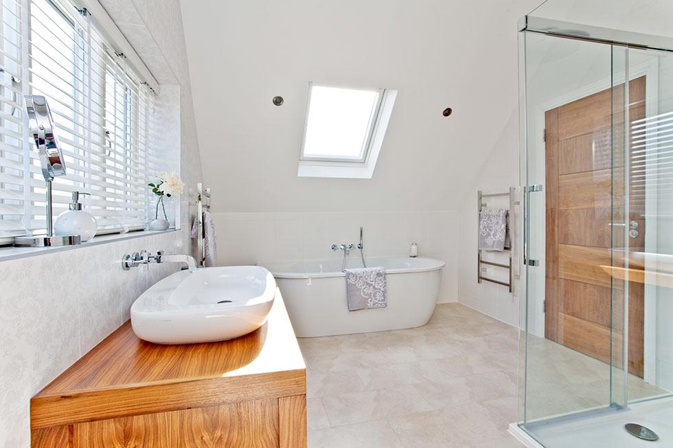 En Suite In A Loft Conversion Real Homes