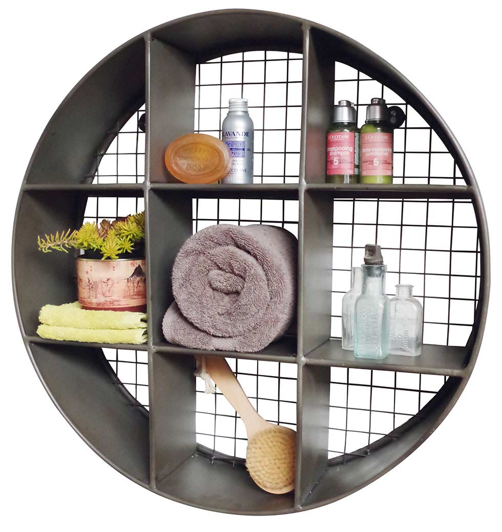 Great bathroom storage ideas real homes for Great storage
