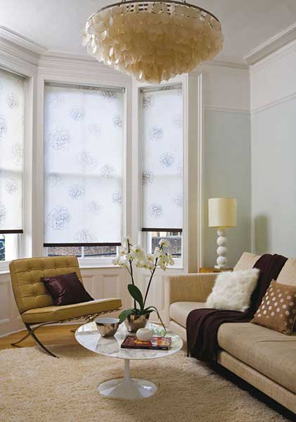 How to choose the right window blinds real homes - Tips for choosing the right blinds for the rooms ...