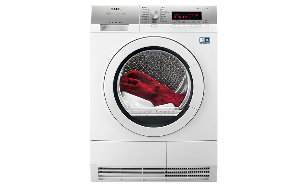 The latest appliances for a modern utility room real homes - Tumble dryer for small space pict ...
