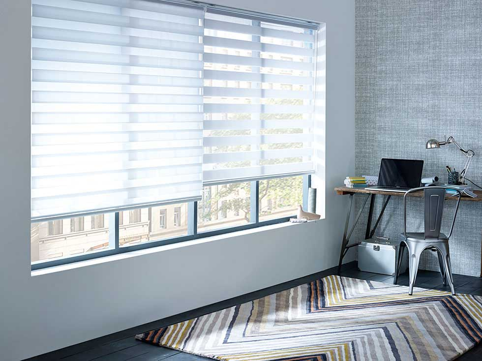 Focus On Window Treatments Roller And Roman Blinds Real