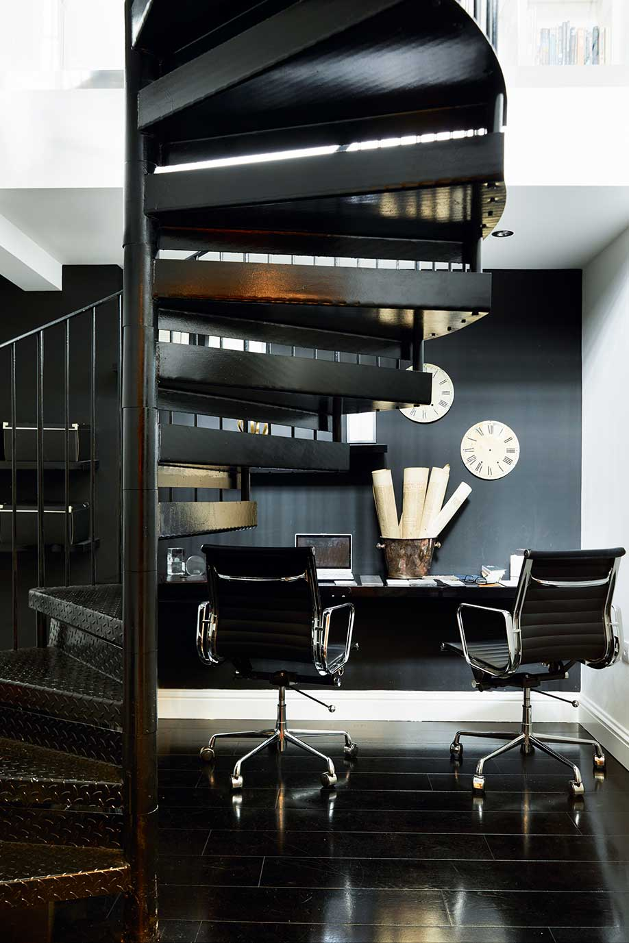 paugh-loft-stairs-home-office