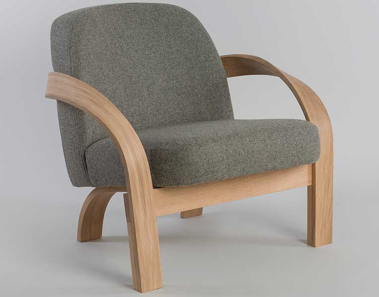 Tom Raffield Arbour Chair