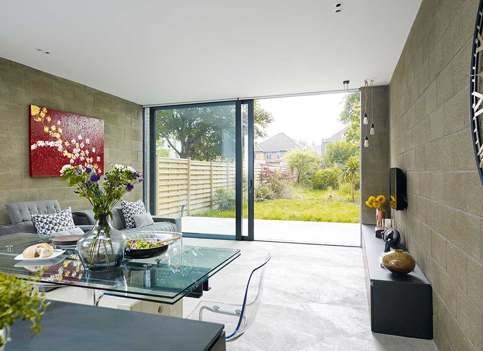 Modern Extension To A Victorian Terraced Home Real Homes
