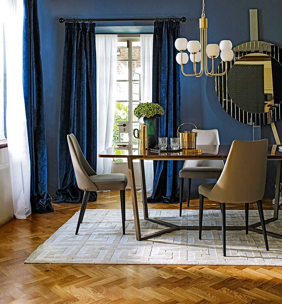 John Lewis Living Room Furniture 16 Ways To Use Blue In Your Interior Scheme Real Homes