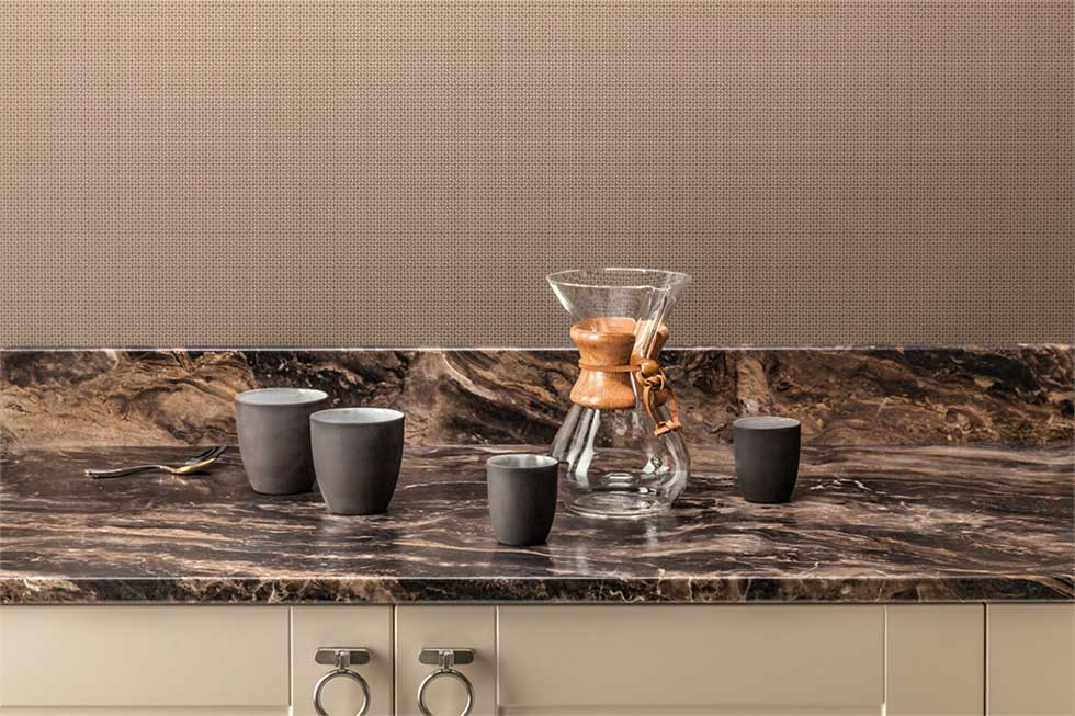 Bushboard prima laminate granite effect worktops