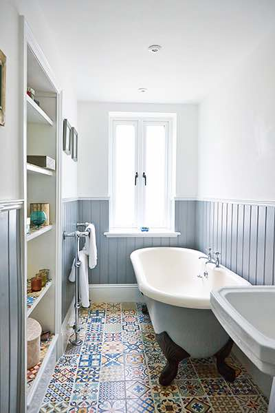 Family apartment renovation in brighton real homes for Bathroom renovations brighton