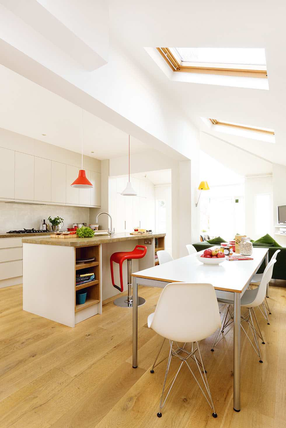 How To Create Your Dream Kitchen Without Extending Real