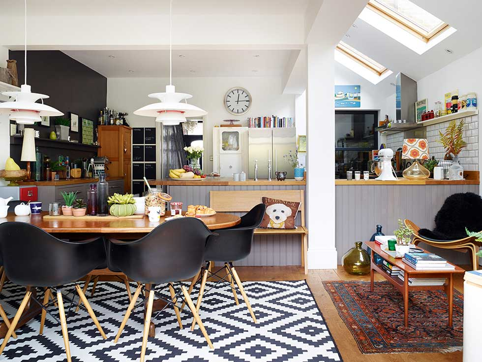 9 amazing victorian terrace transformations real homes for Terrace kitchen ideas
