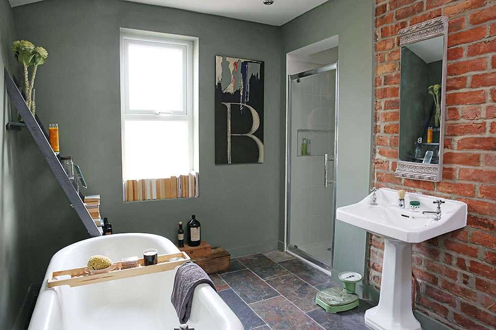 Modern Victorian Bathroom Design 8 modern makeovers of victorian homes - real homes