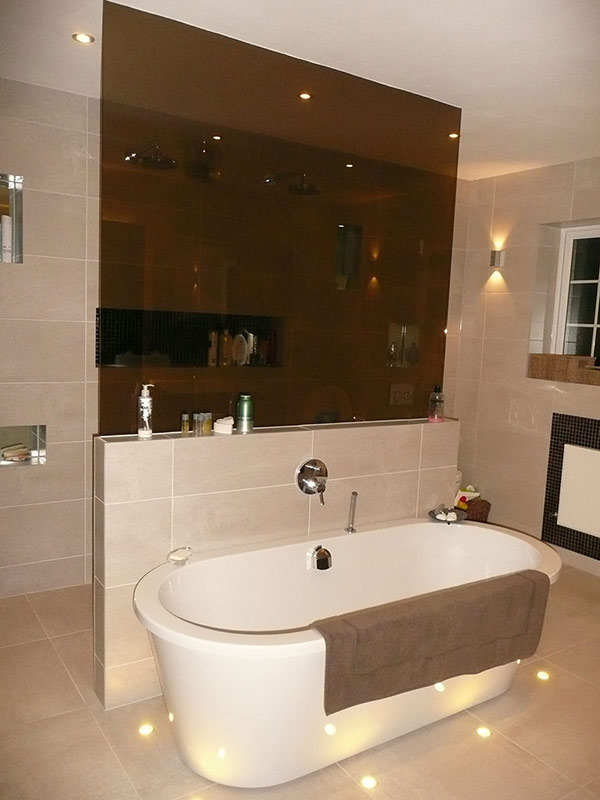 Bathroom Light Regs how to choose bathroom lighting - real homes