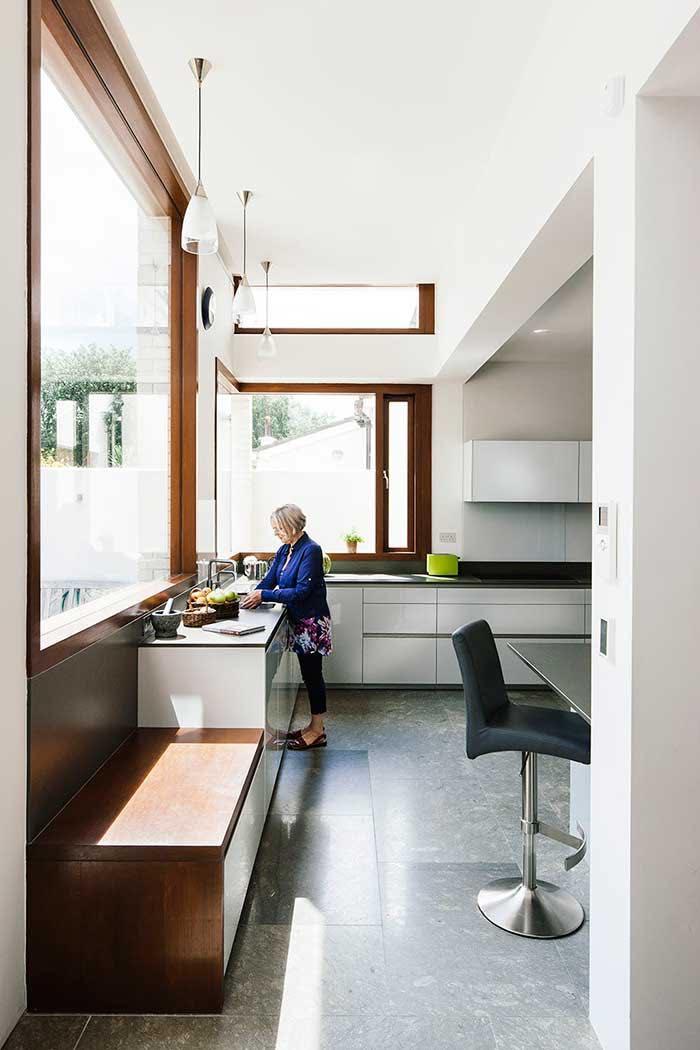 architectural kitchen extension owner