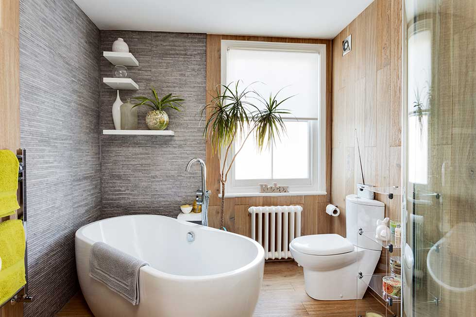 7 ways to add value to your victorian terrace real homes for Victorian terrace bathroom ideas