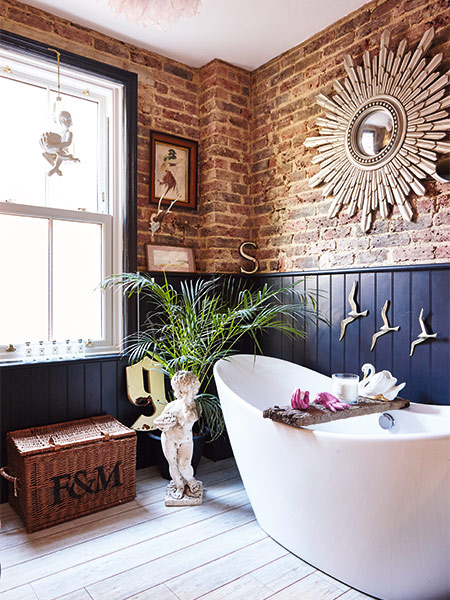 exposed-brick-wall-bathroom