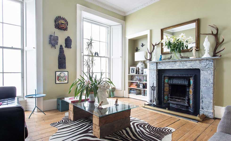 Livingroom Edinburgh Beautiful House