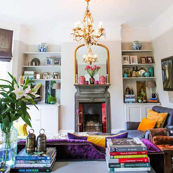 9 Inspiring Traditional Living Room Ideas Real Homes