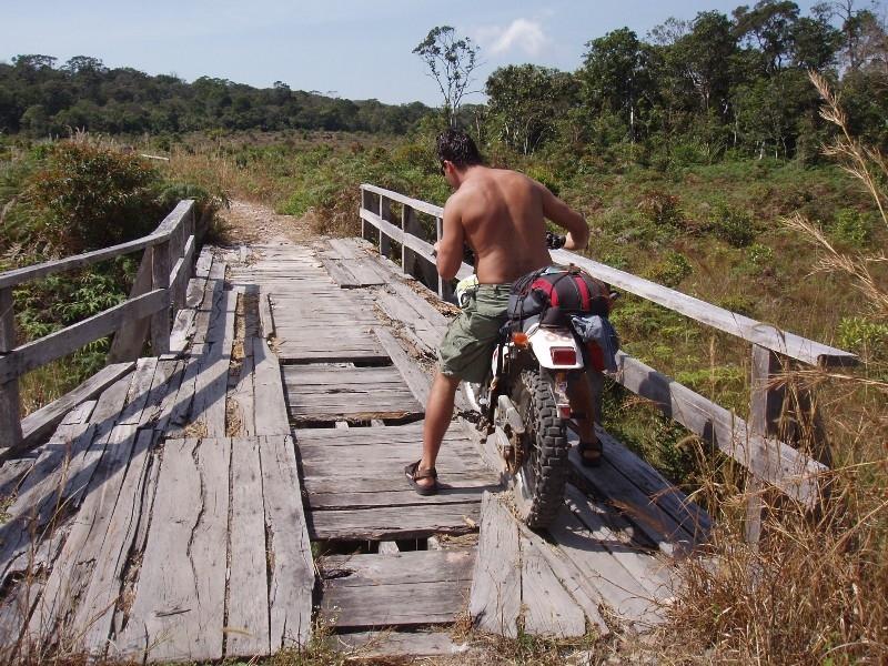 Kambodza 2006/7