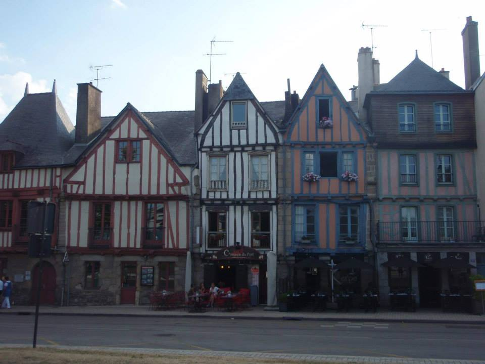 Francouzský deník: 3) Nantes, Vannes a Carnac
