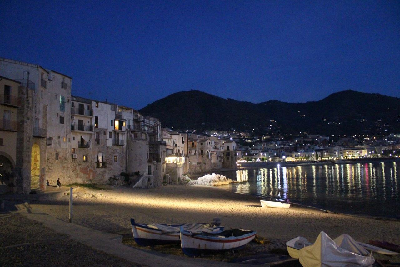 Cesta kolem Sicílie za 14 dní: 2) Cefalú a Isnello