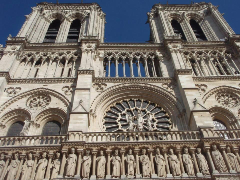Francouzský deník: 1) Paříž