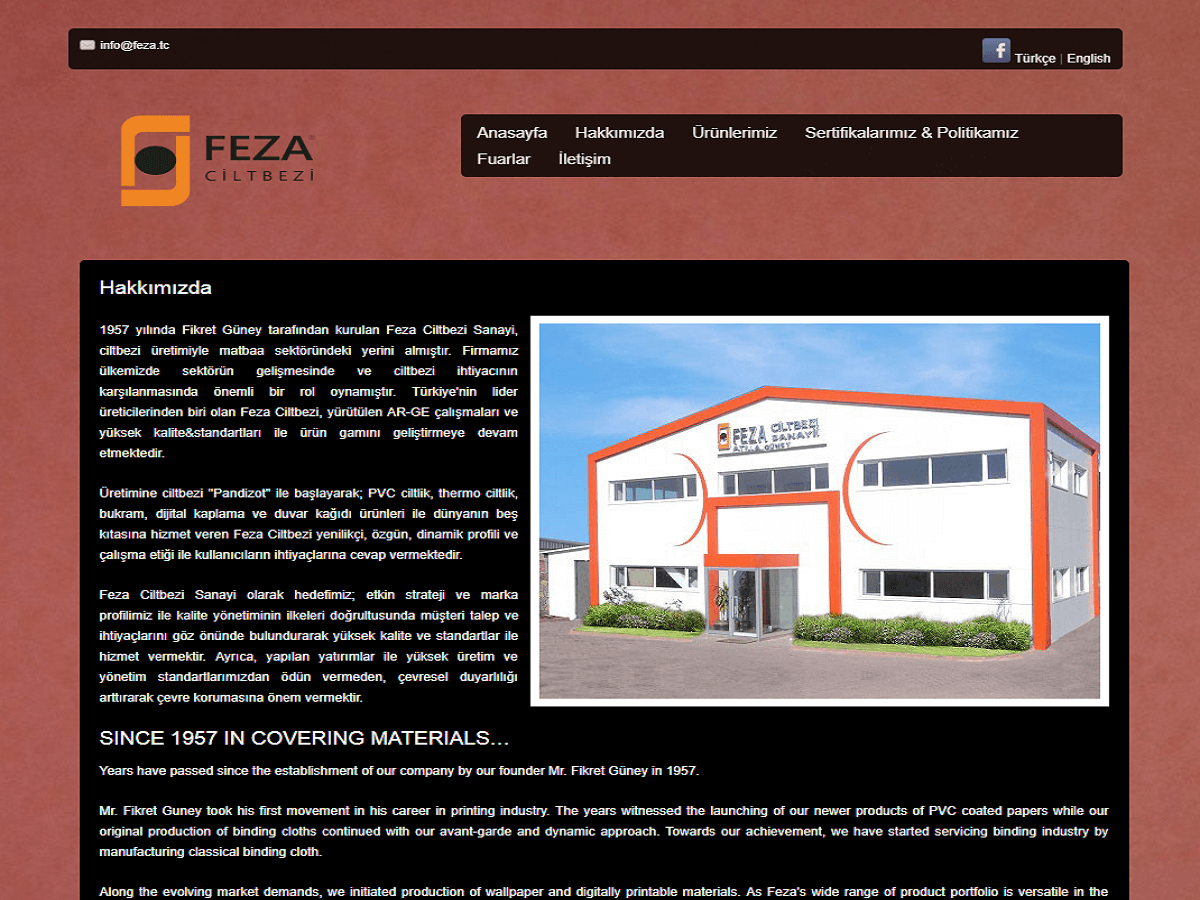 Portfolio - Web Sites | Cem Gultunca - Software Developer