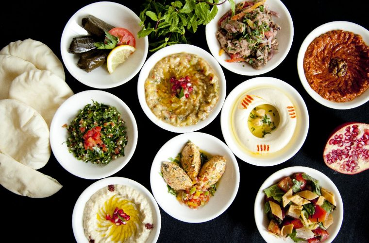 Zeituna Lebanees Restaurant Chooses Menu 5in1