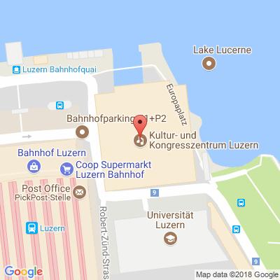 KKL Luzern, Europaplatz 1, 6005, Luzern, Schweiz