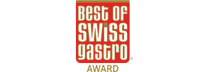 Best of Swiss Gastro - Platin Partner von CHEF-SACHE