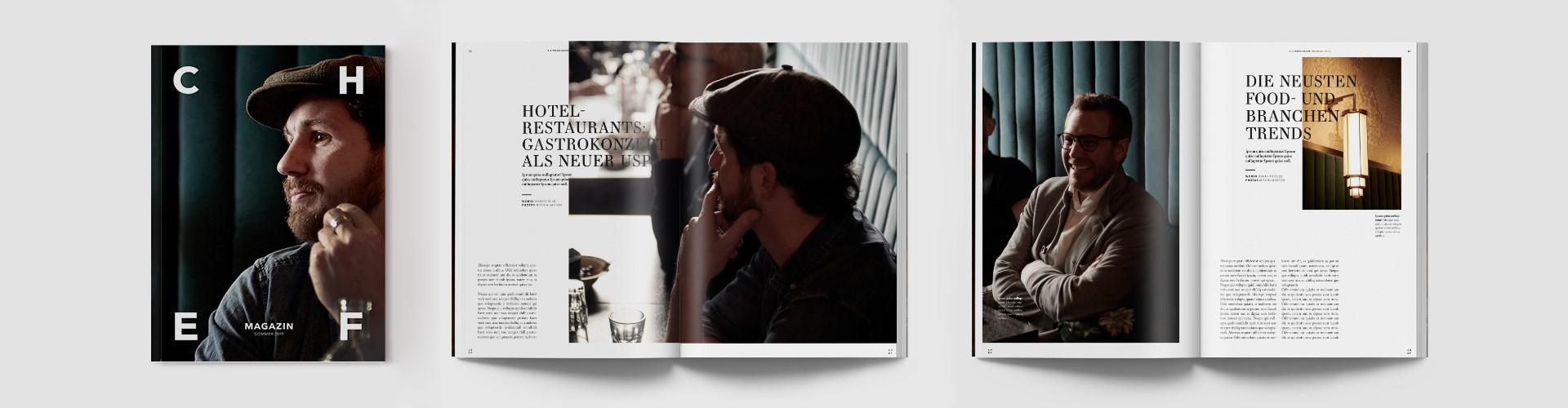 CHEF-Magazin