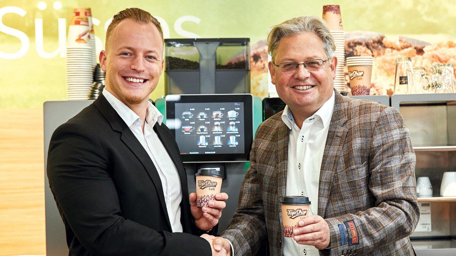 Gemeinsam in die Cloud - Franke und Landi Sursee digitalisieren den Kaffeegenuss