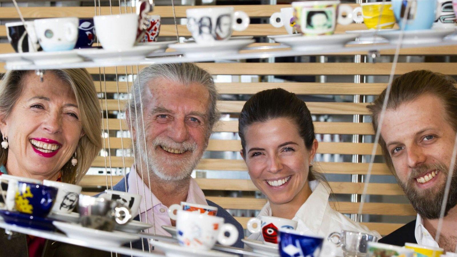 Amici Caffè lanciert Tassenkollektion für Gastronomie