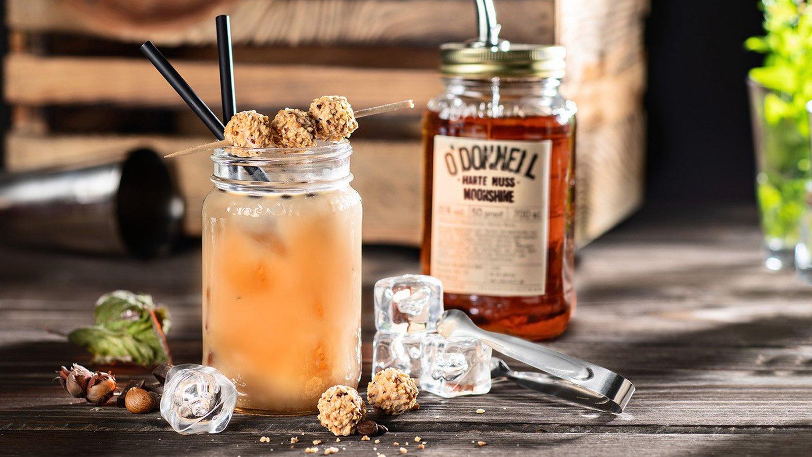 O'Donnell Moonshine - Schnaps, kein Honig