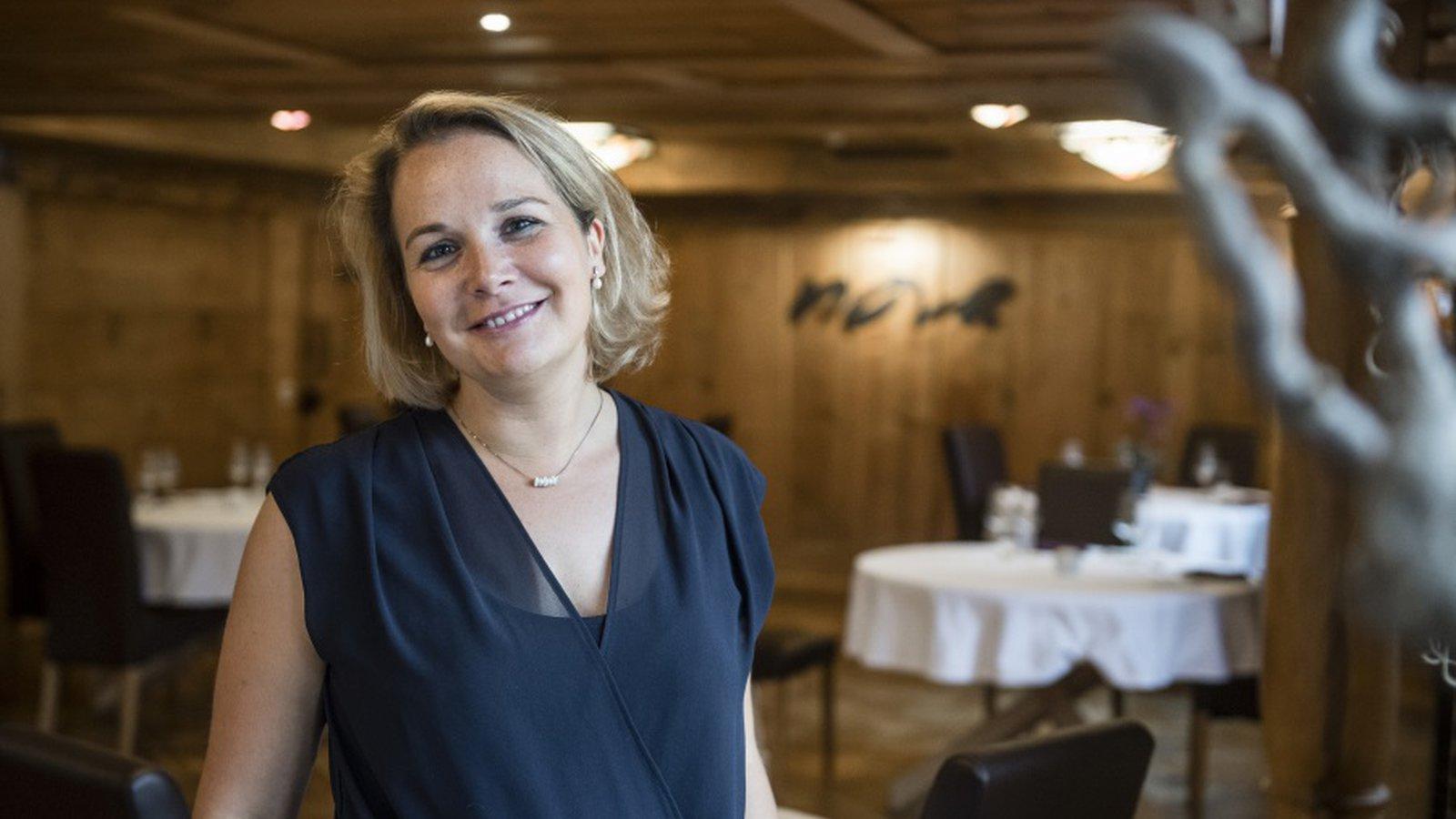 Alexandra Ziörjen rettet Restaurant und bekommt Michelin-Stern
