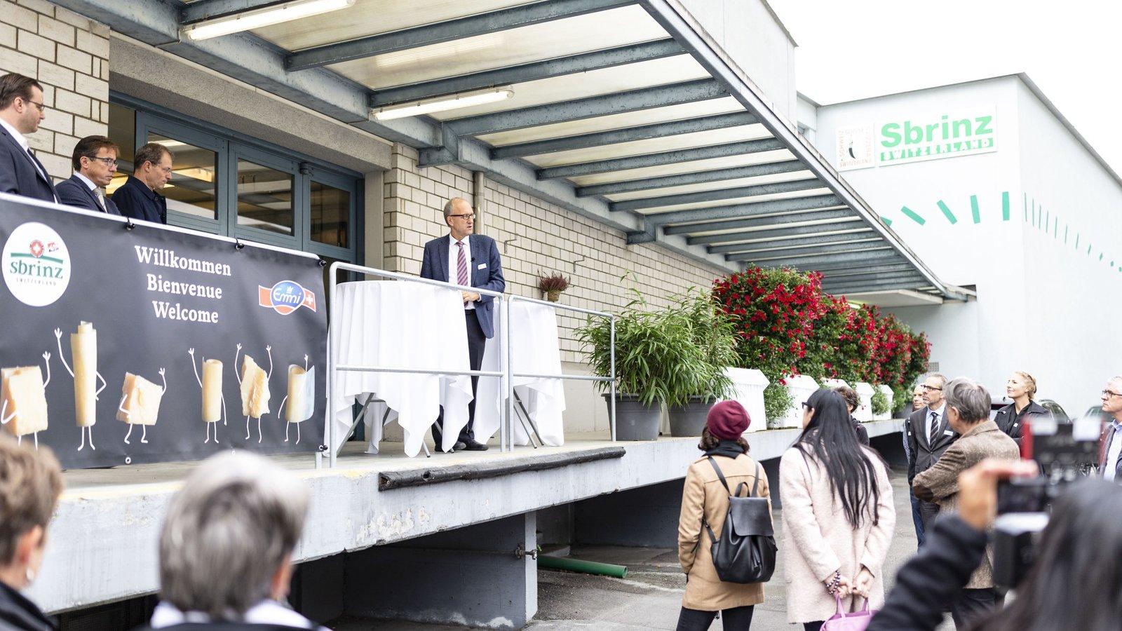Die Tore zum Käseparadies mitten in der Stadt Luzern sind geöffnet!