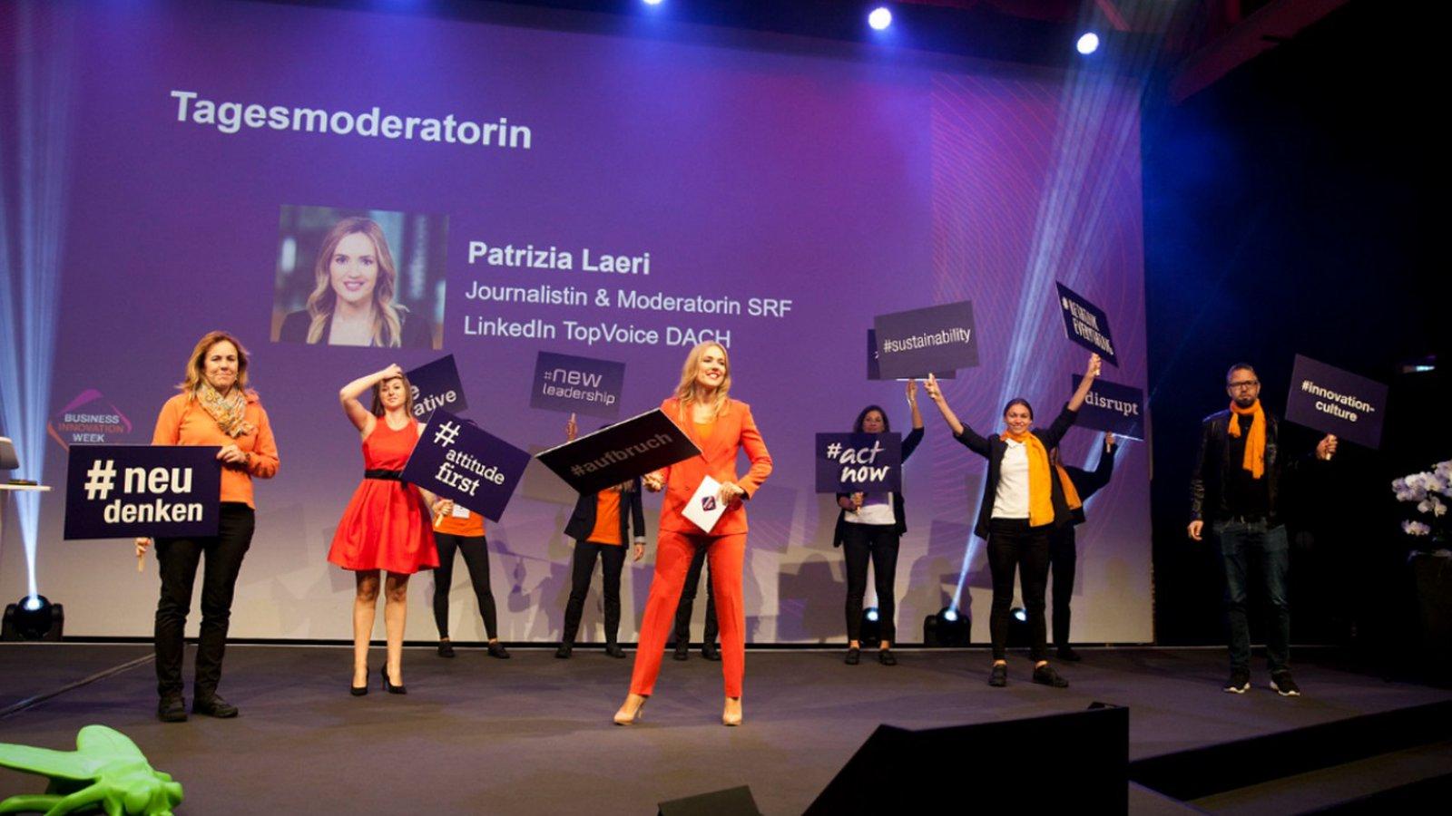 Der Rohdiamant, der jetzt geschliffen wird - Business Innovation Week Switzerland