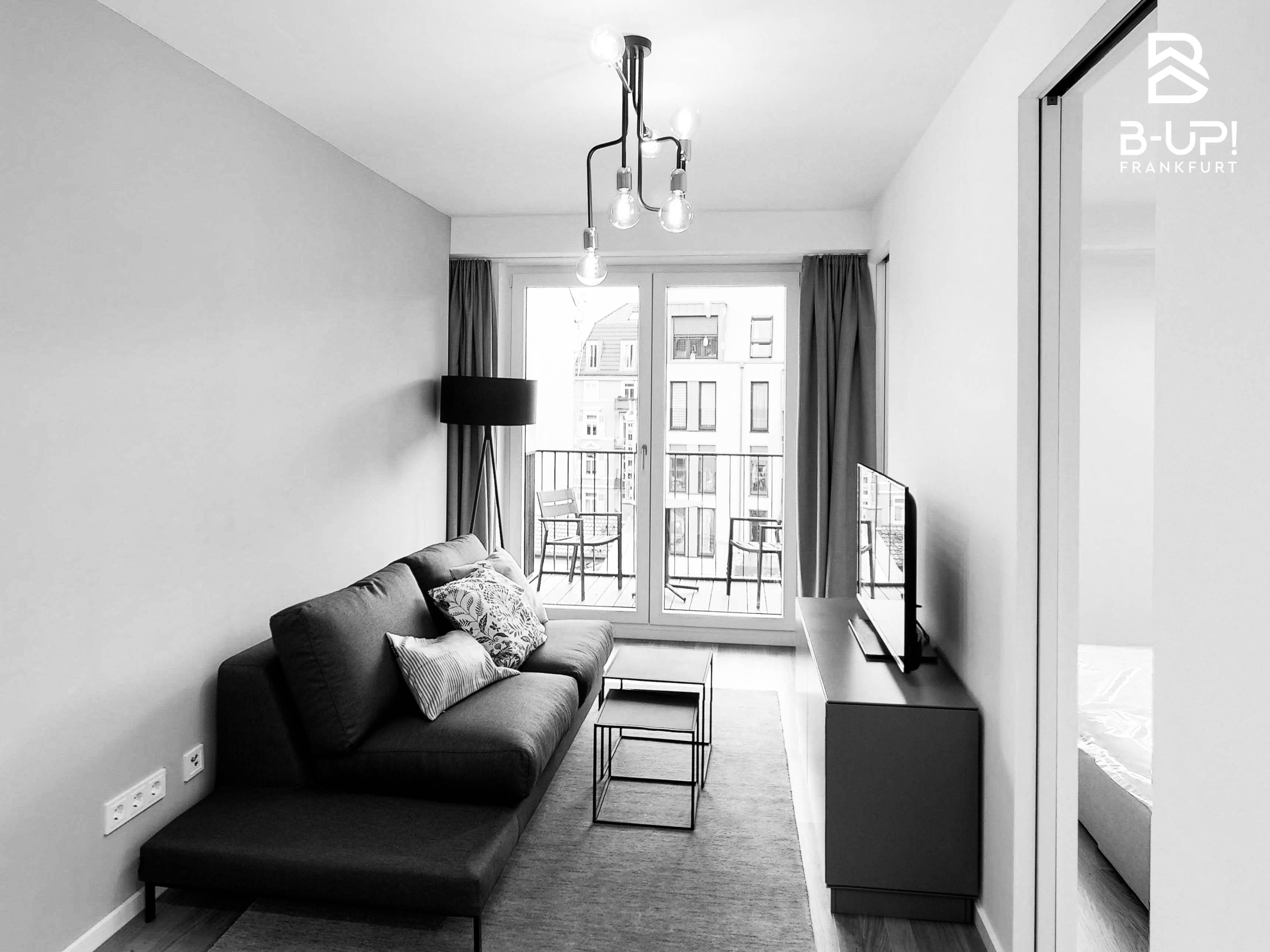 Vorschaubild zu Furnished: 2-Room-Apartment with terrace
