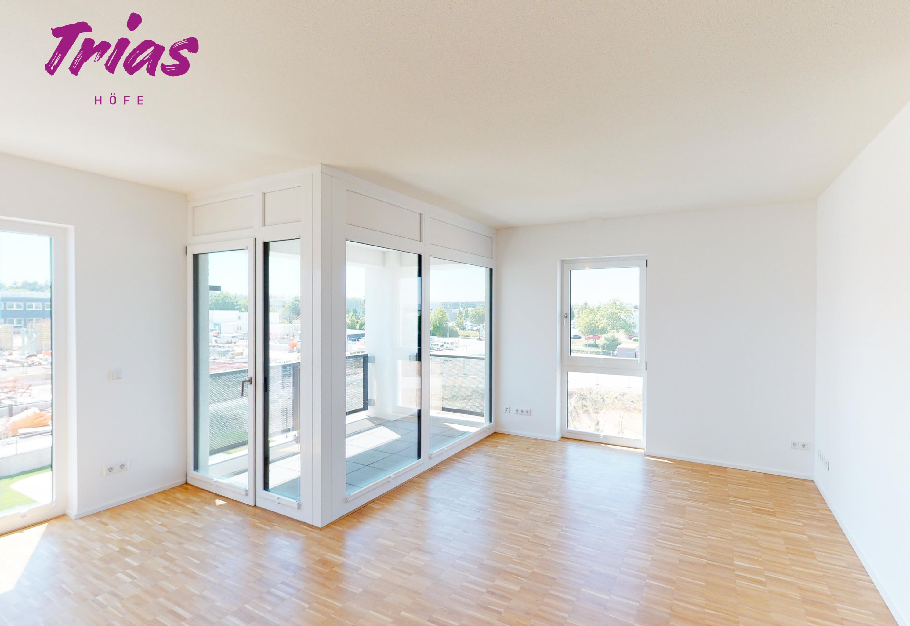 Vorschaubild zu Schöne 2-Zimmer-Wohnung mit Einbauküche und separatem Abstellraum.