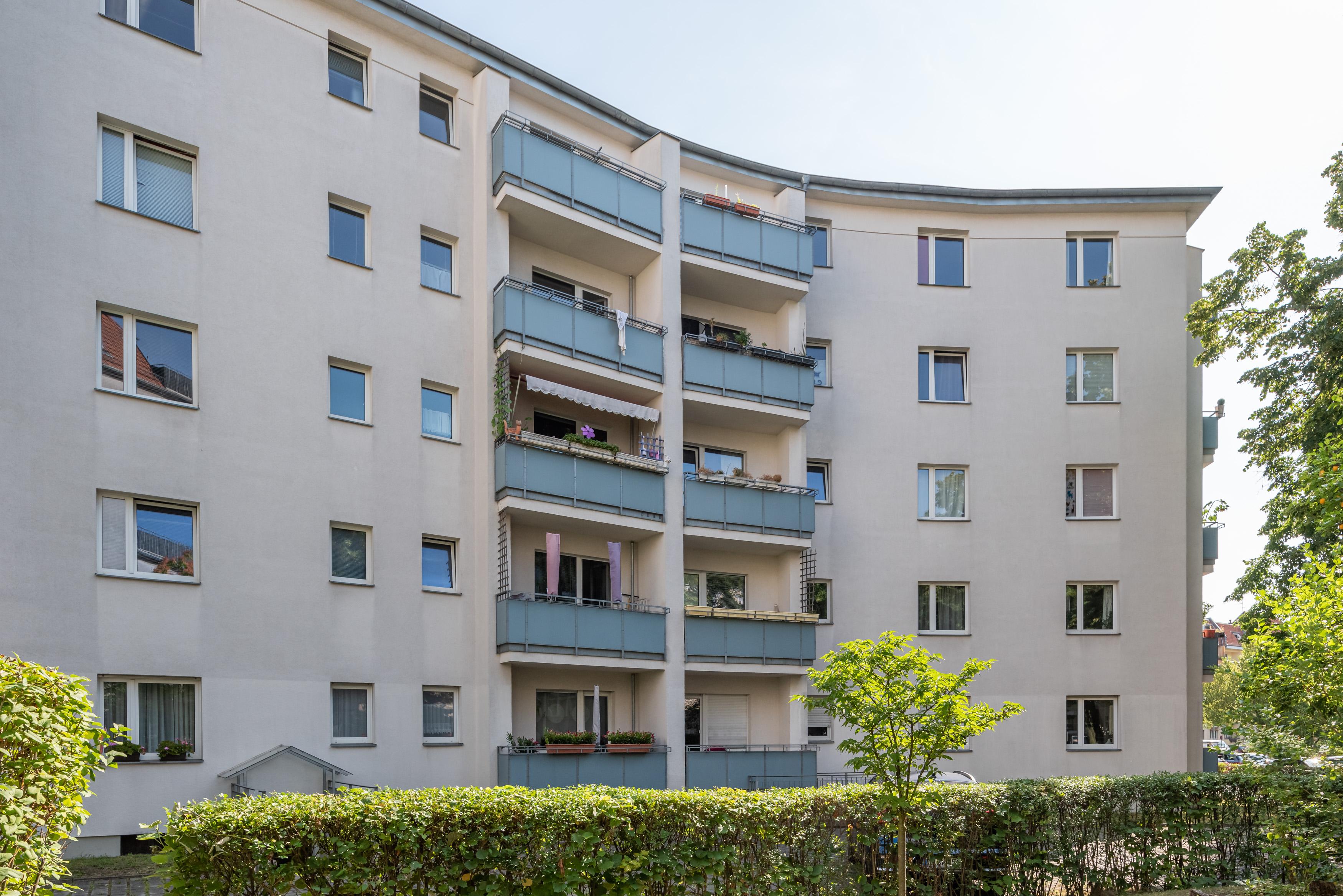 Eigentum in beliebter Wohnlage: 1-Zimmer-Apartment für Selbstnutzer in Steglitz