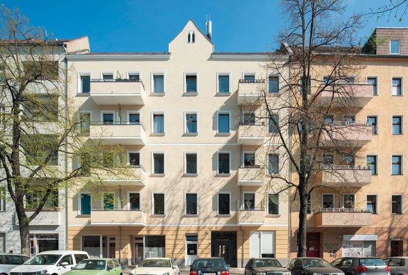 Wohneigentum in begehrtem Kreuzkölln: Vermietetes 1-Zimmer-Apartment