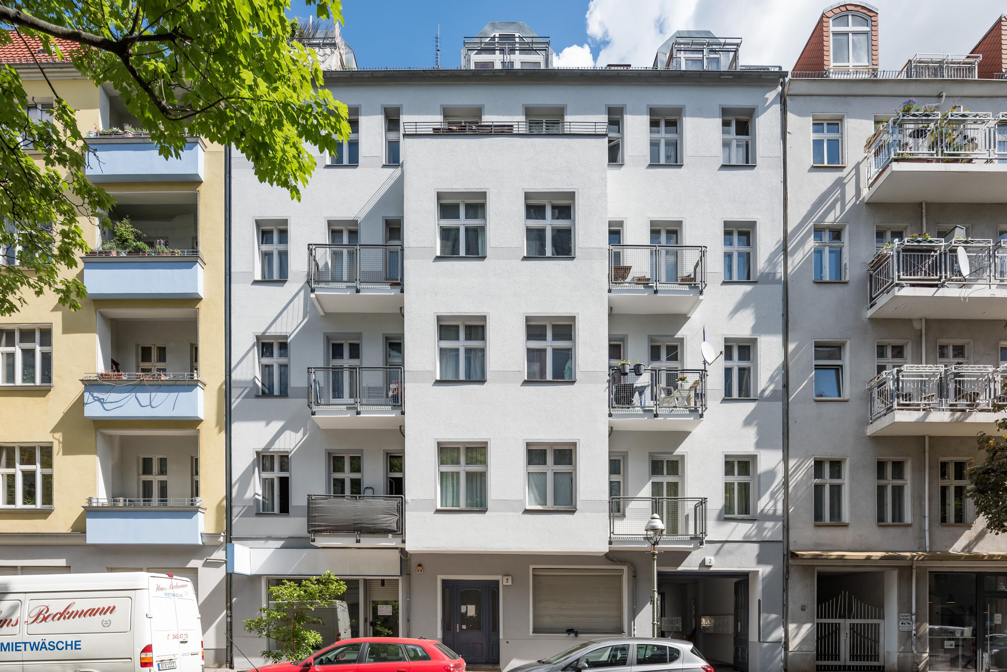 Vermietete und geschmackvolle Altbau-Wohnung als Kapitalanlage! Ihre ideale Altersabsicherung
