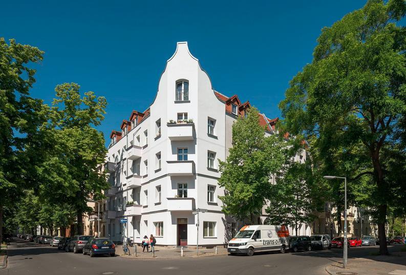 Ideal für Selbstnutzer: Frisch saniertes 2-Zimmer-Apartment in zentraler Lage Berlins!