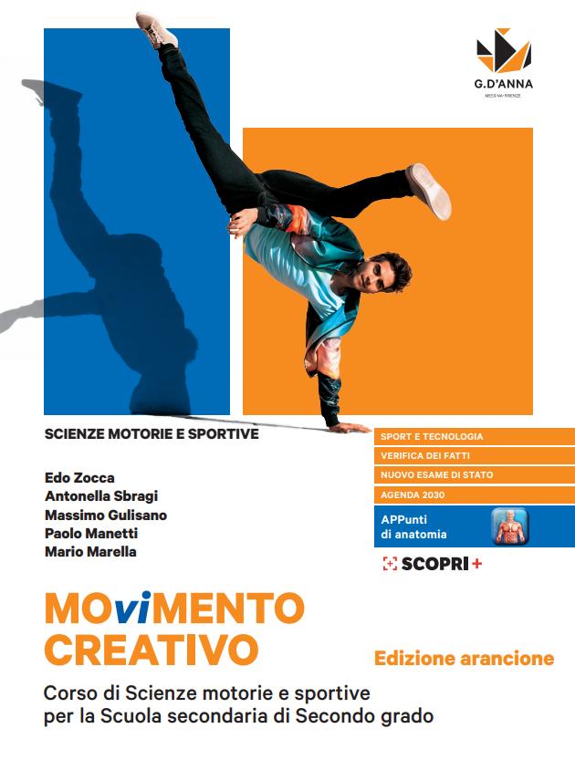 MOviMENTO CREATIVO - Edizione arancione